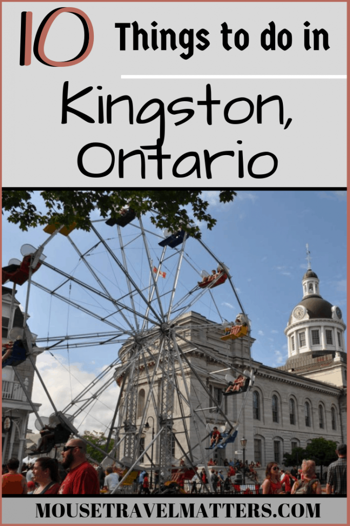 "If you only have time for a few activities, check out this list of things you must do so that you won't miss out anything in Kingston, Ontario, the ""Limestone City"""