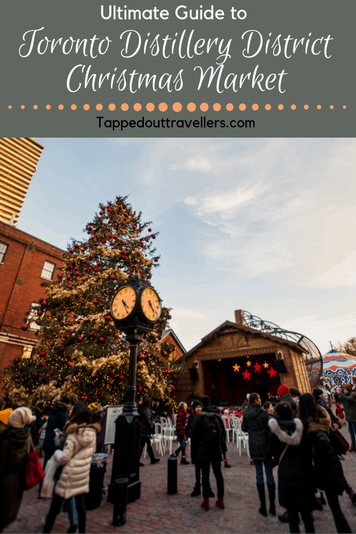Your guide to the Toronto Distillery District Christmas Markets; what to eat, where to park and when is the best time to visit.