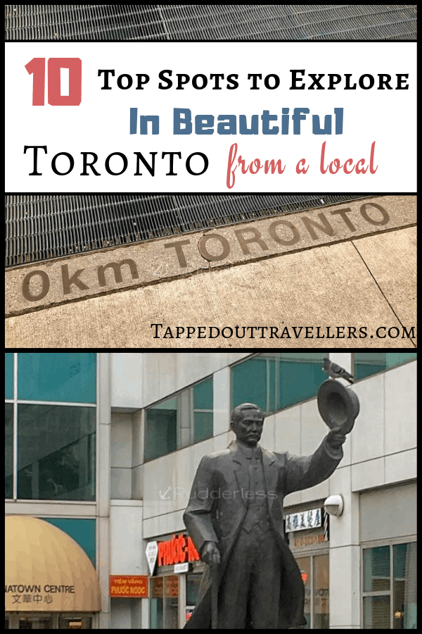 An Insider's Guide to things to do in Toronto.