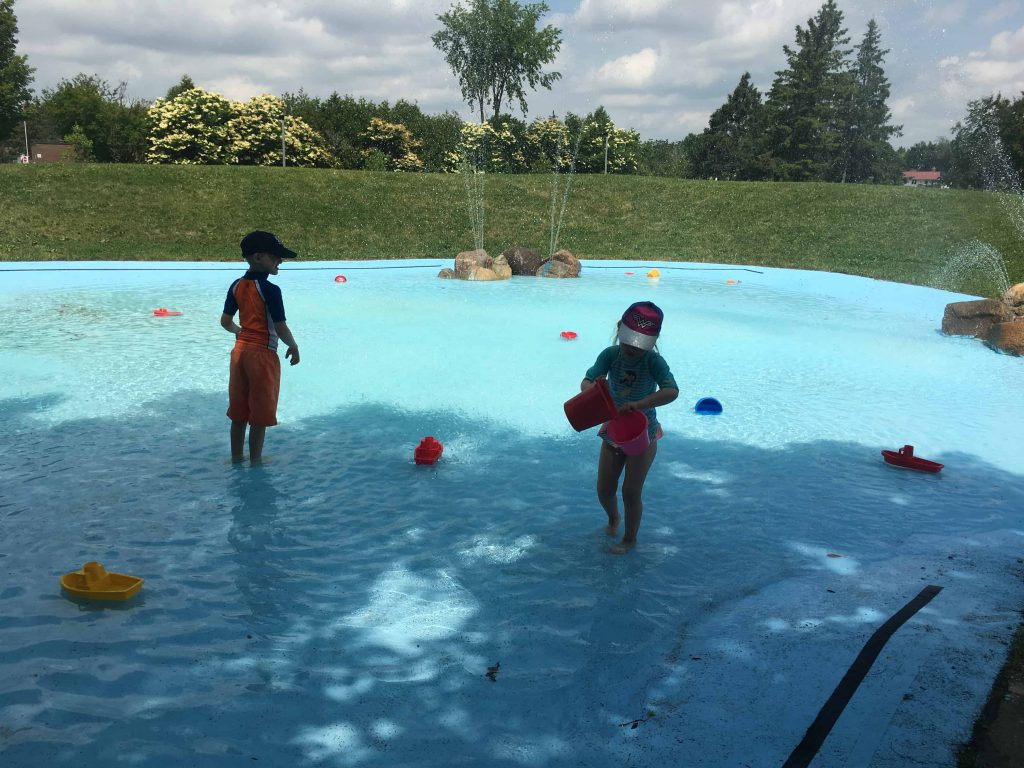 wading pool ottawa