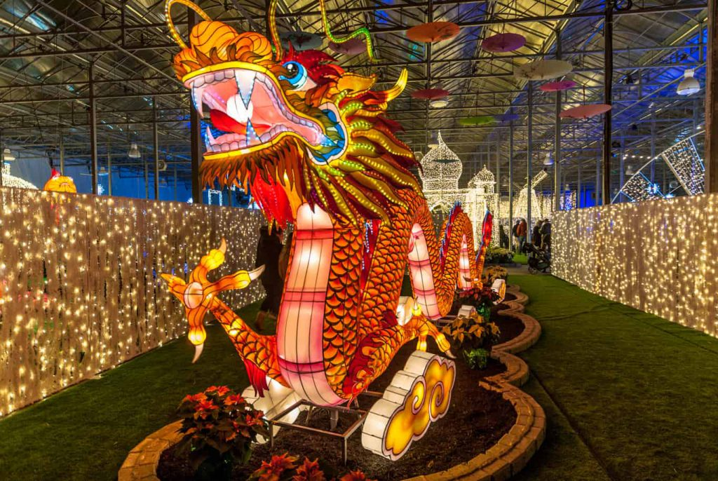World's Largest Indoor Christmas Lights Festival Is Coming To Ottawa; Glow Around the World