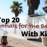 Essentials for the Beach